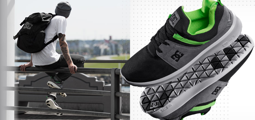 Акции DC Shoes в Белом